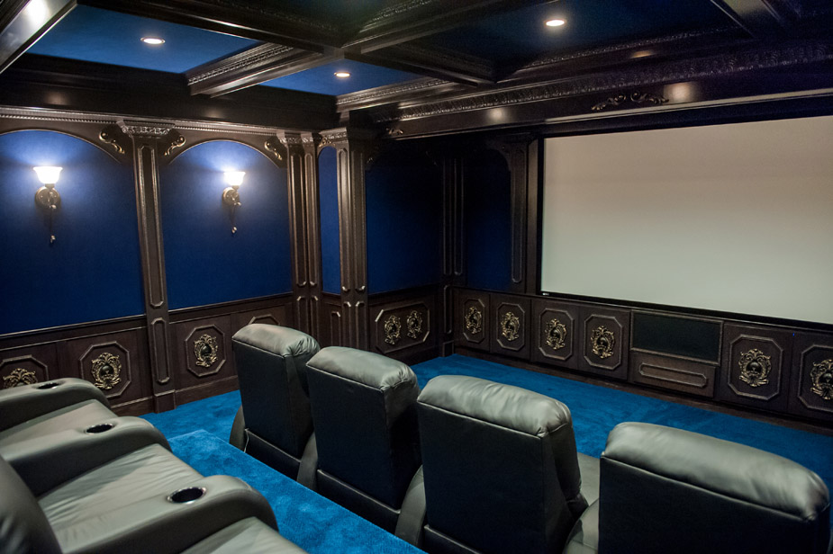 NJ home theater monmouth county